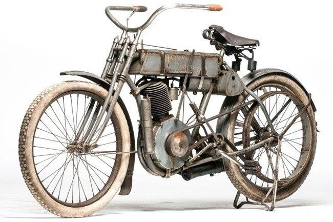 1907 Harley-Davidson Sold at Auction for $650k