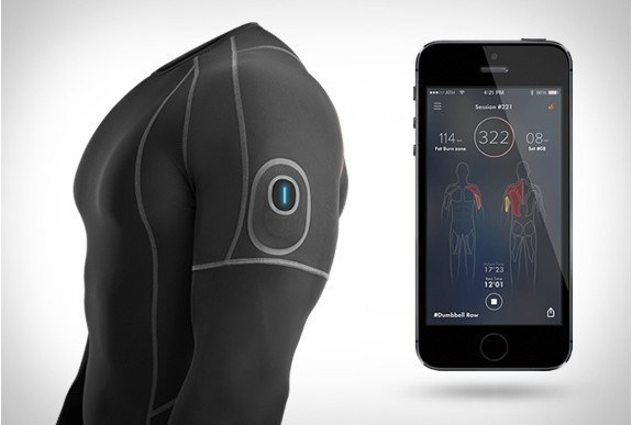 Athos 'Smart Apparel' Measures Muscle Performance in Real-Time