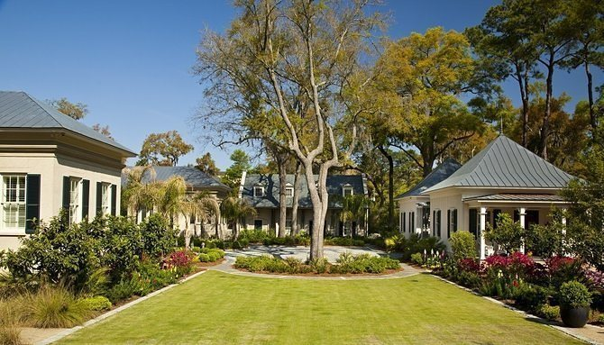 Paula Deen Lists Savannah Mansion for $12.5M