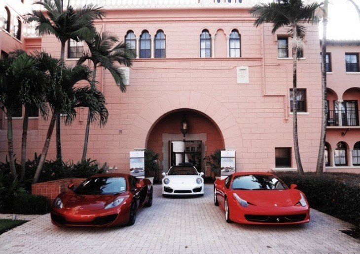 The Waldorf Astoria Driving Experience Lets You Play With Supercars