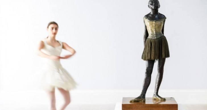 Edgar Degas Sculpture Sells for $24.6M at Auction