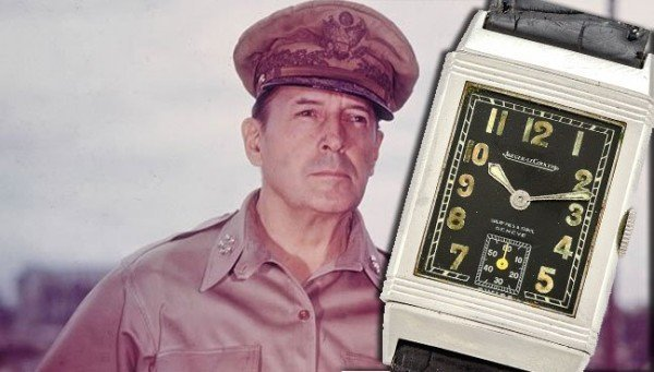 General MacArthur's Watch Sold at Auction for $75k