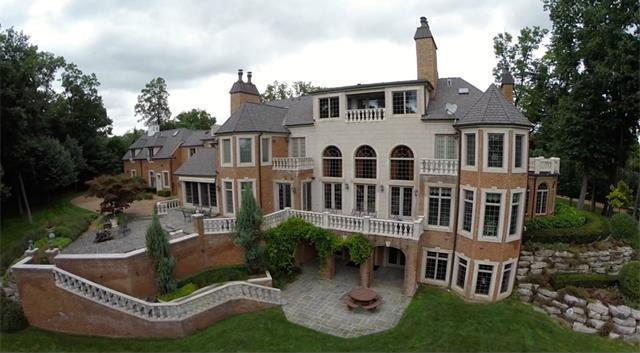 michigan 39 s most expensive home used to be an embassy. Black Bedroom Furniture Sets. Home Design Ideas