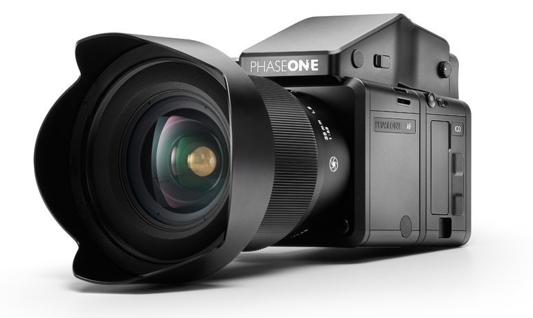 Phase One Introduces High End 80 Megapixel Xf Camera