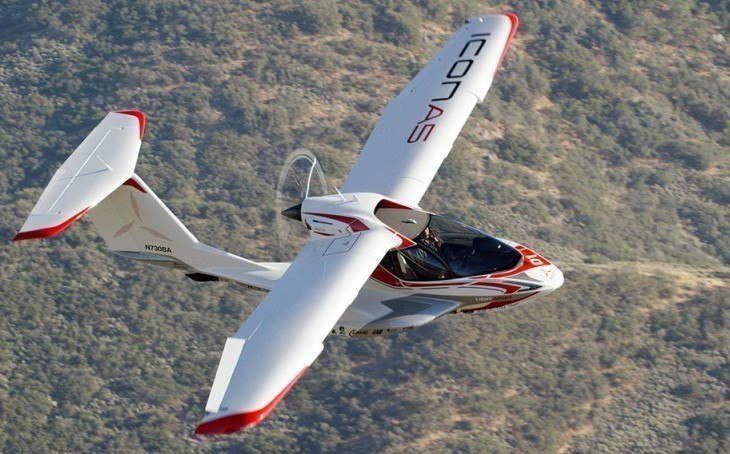 the icon a5 light sport aircraft is affordable at only 250k american luxury. Black Bedroom Furniture Sets. Home Design Ideas