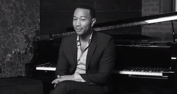 Fly Around the World With John Legend Aboard a Four Seasons Private Jet