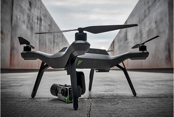 Priced at $1.5k, 3DR Solo Drone Is for Serious Enthusiasts