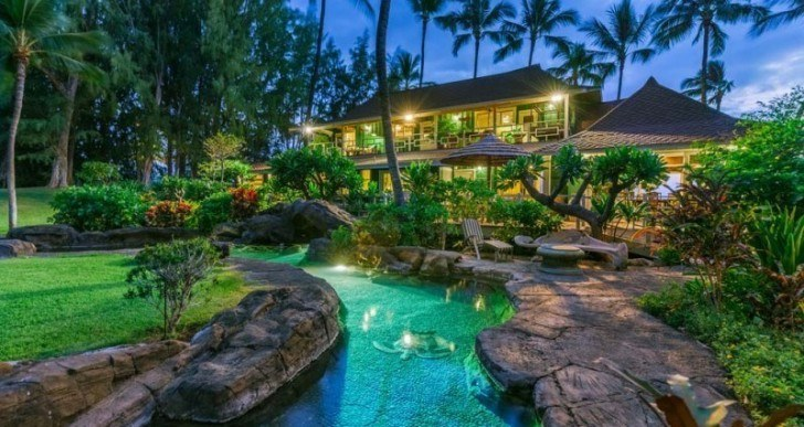 Neil Young Lists Hawaii Estate for $24.5M