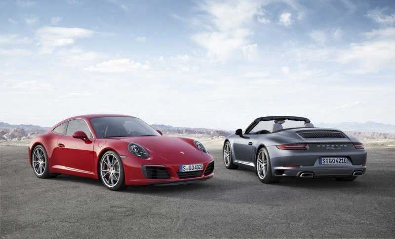 2017-porsche-911-carrera-and-carrera-s-pack-more-power1