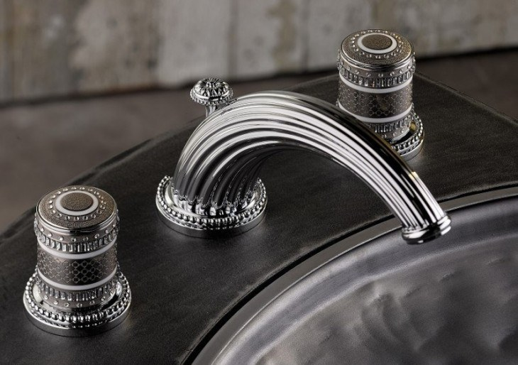 Luxury Faucet Maker Thg Paris Collaborates With Lalique Baccarat And Other Prestigious Brands