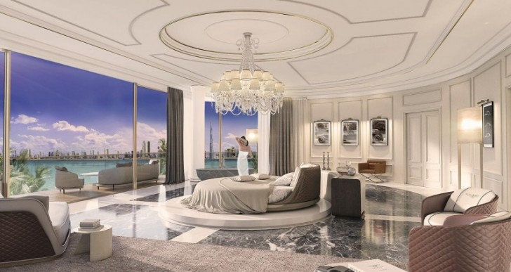Bentley Designs 'Sweden' Homes at 'The World' in Dubai