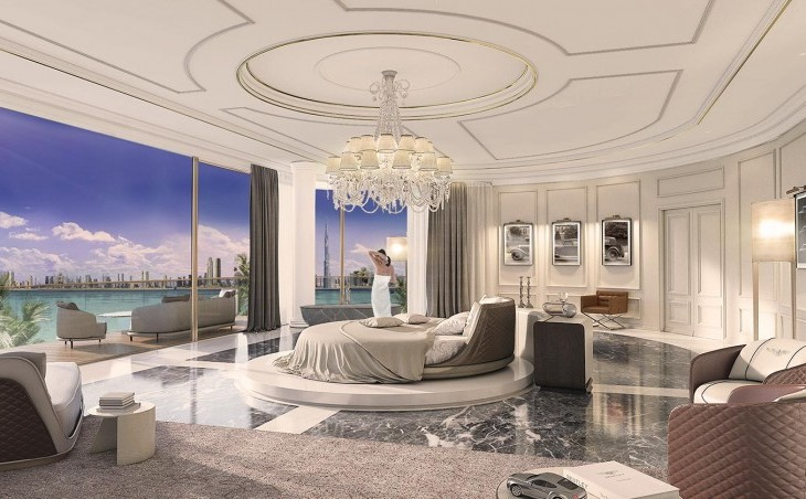 Bentley Designs Sweden Homes At The World In Dubai