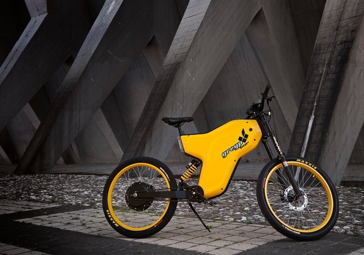 Greyp G12S Electric Bicycle Comes With High-Tech Features and a $9.4k Price Tag