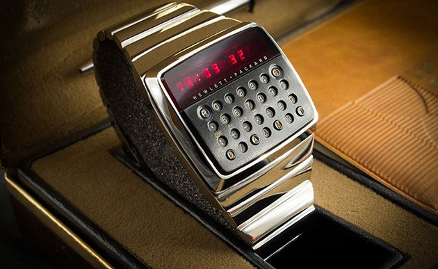 Hewlett Packard Created the First Smartwatch In 1977