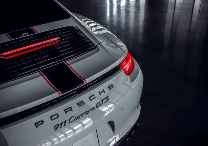 Porsche 911 Carerra GTS Rennsport Reunion Edition Limited to 25 Units