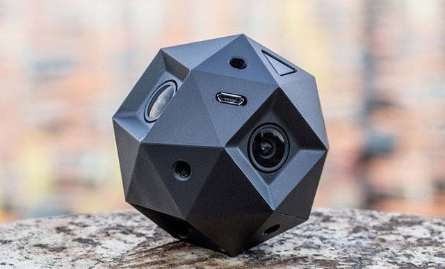 Sphericam 2 Records 360-Degree Video in 4K and Is Ready for VR Headsets