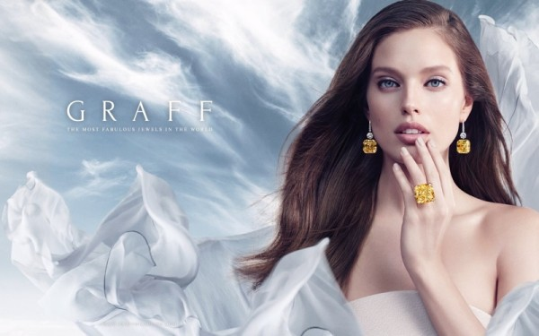 House of Graff, Purveyor of the Most Fabulous Jewels in the World, Launches 'Elements' Campaign