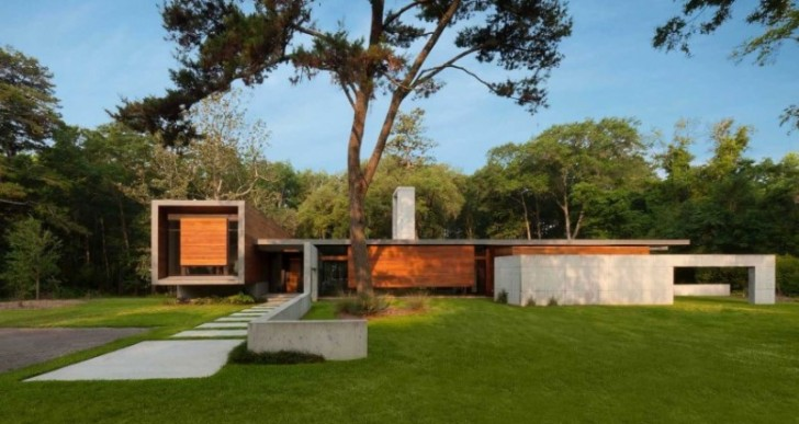 Bray's Island SC Modern II Residence by SBCH Architects