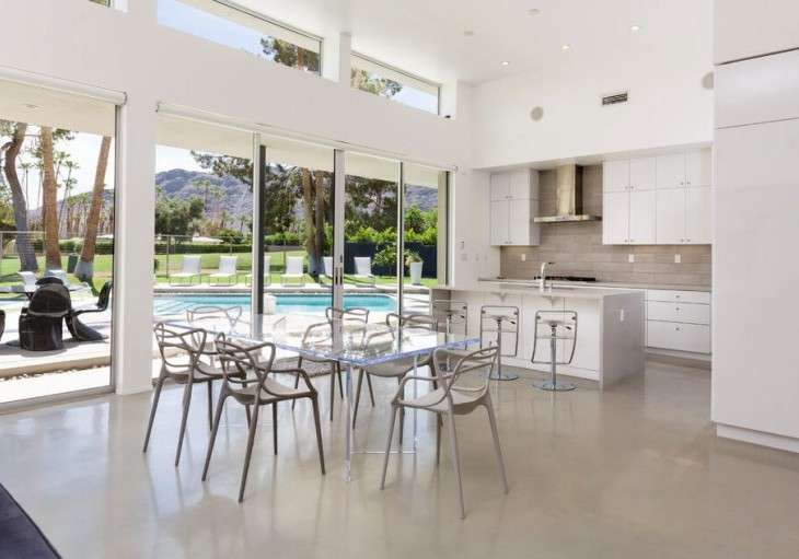 'Home in Palm Springs' by OJMR-Architects