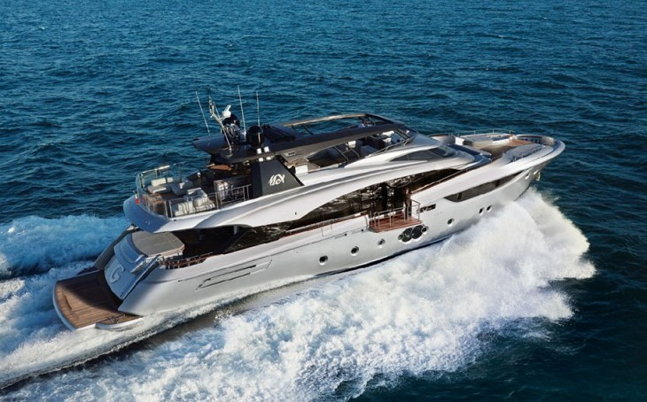 '105 G' Is Monte Carlo Yachts' New Flagship