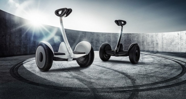 Ninebot Mini Is a Small Segway-Like Scooter
