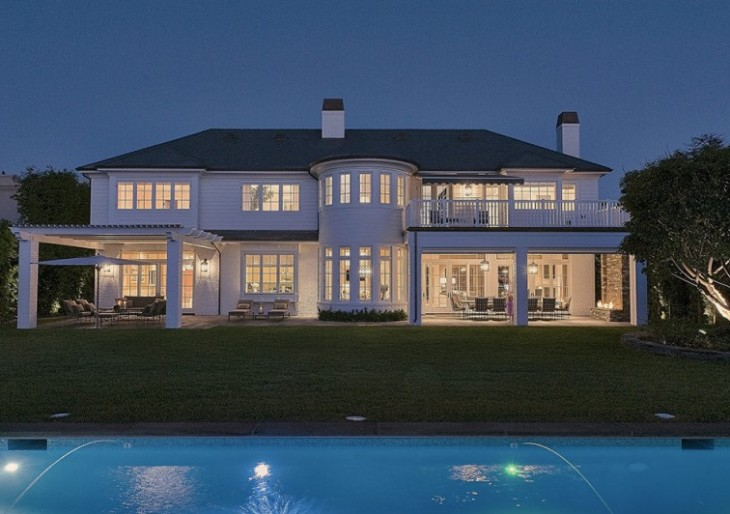 A Look Inside LeBron James' New $21M L.A. Home
