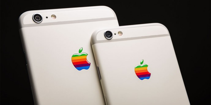 iPhone 6s Retro Models Feature 80s Look
