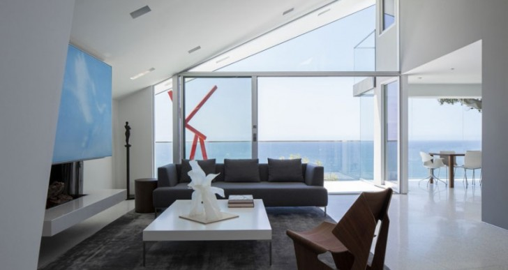 Montee Karp Residence by Patrick Tigue Architecture