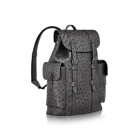 for her louis vuittons 81500 christopher backpack13 - Louis Vuitton Has A $81,500 Backpack Made Of Crocodile Leather