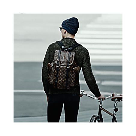 for her louis vuittons 81500 christopher backpack7 - Louis Vuitton Has A $81,500 Backpack Made Of Crocodile Leather