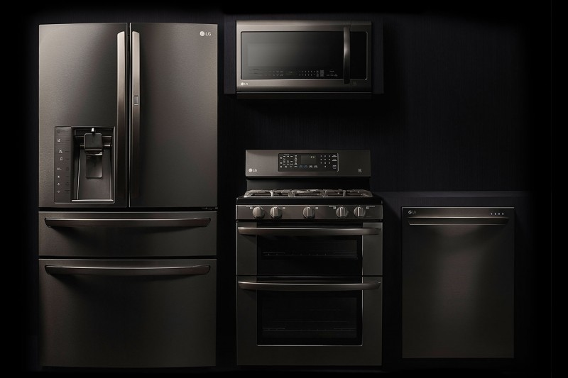 The Future Of Stainless Steel Appliances Looks Dark