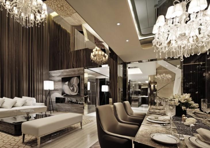 Alexander Wong Designs World's Best Show House 'Golden Eye'