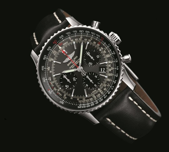 breitling navitimer 01 limited edition american luxury. Black Bedroom Furniture Sets. Home Design Ideas