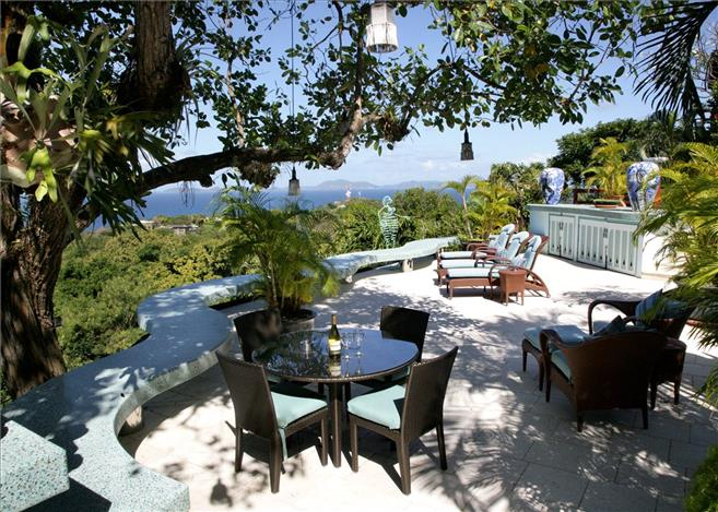 David Bowie S Former Carribean Mansion Listed For 20m