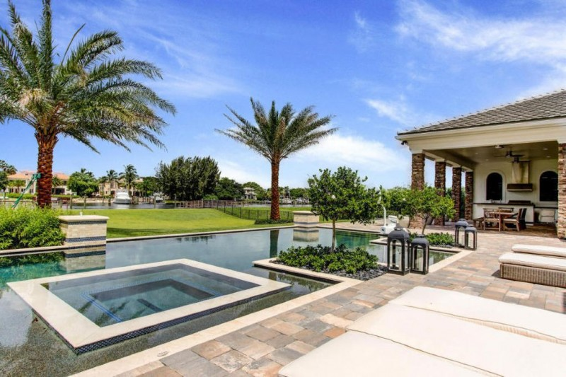 Pga Star Dustin Johnson Sells Florida Mansion For American Luxury