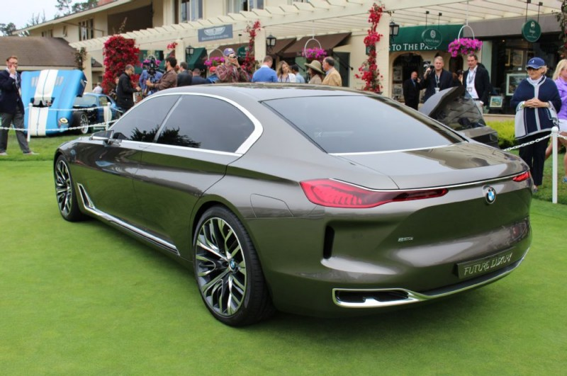 Rumored Upscale BMW 9 Series Reportedly Scheduled for 2020 ...