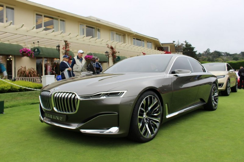 Rumored Upscale Bmw 9 Series Reportedly Scheduled For 2020 Release American Luxury