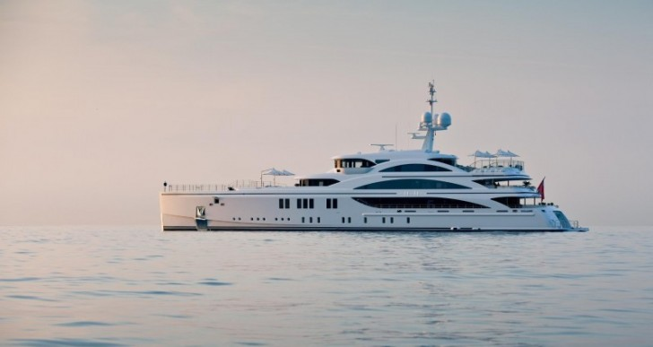 A Look at the Opulent 11-11 Superyacht by Benetti