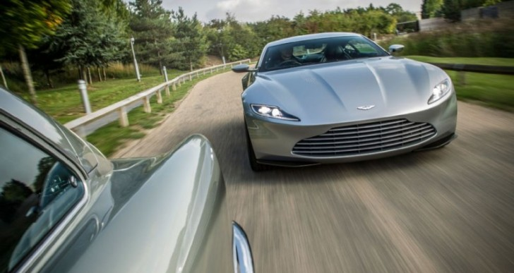 James Bond's Aston Martin DB10 Fetches $3.5M at Auction