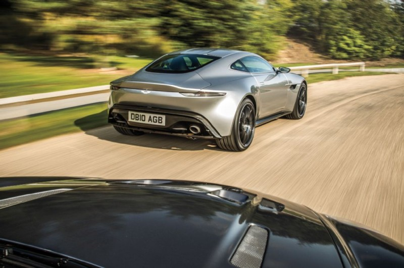 james bond 39 s aston martin db10 fetches 3 5m at auction american luxury. Black Bedroom Furniture Sets. Home Design Ideas