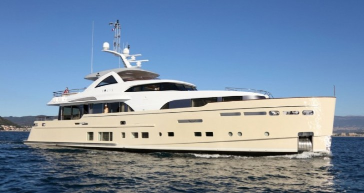 Solis Superyacht by Dutch Shipyard Mulder