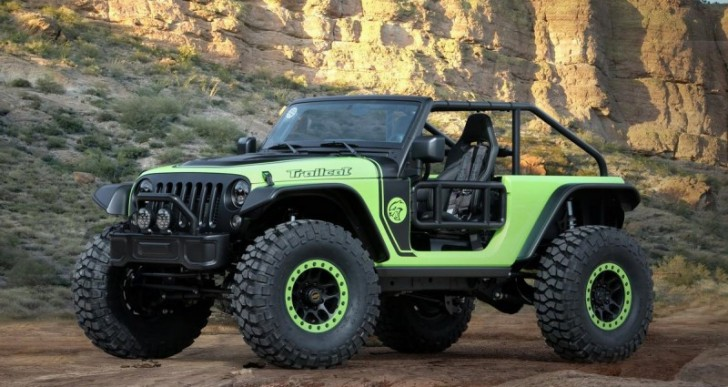 Jeep Marks 75th Anniversary With Seven New Concepts