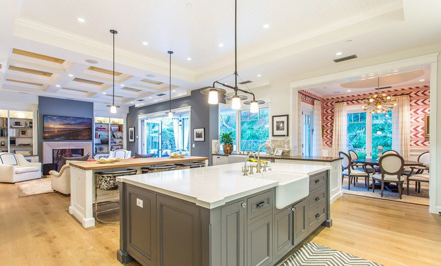 Michael De Luca, Producer of 'Fifty Shades of Grey' and 'Moneyball', Lists Brentwood Mansion for $7.5M
