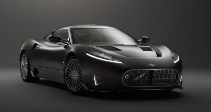 Once-Bankrupt Dutch Automaker Spyker Is Back With C8 Preliator Supercar