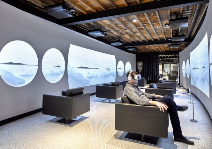 Samsung Ups the Ante With NYC Space It Calls a 'Cultural Hub'