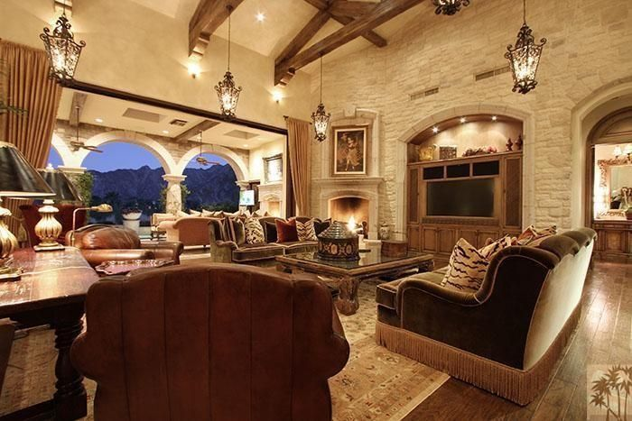 Tony Robbins Lists California Home For 4m American Luxury