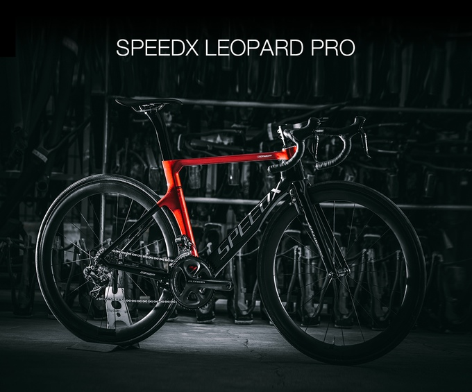 SpeedX Leopard Is the World's First Smart Bike, and It Has