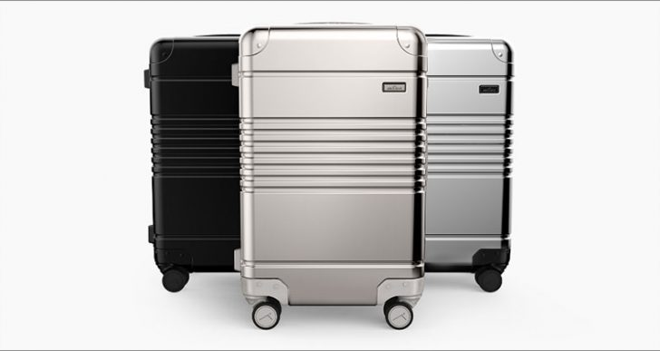 Arlo Skye Introduces Carry-On Luggage for the Style-Conscious