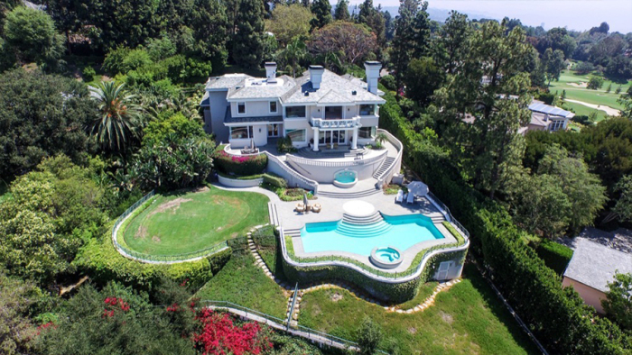 Billionaire Steve Wynn Selling Bel Air Mansion for $16M