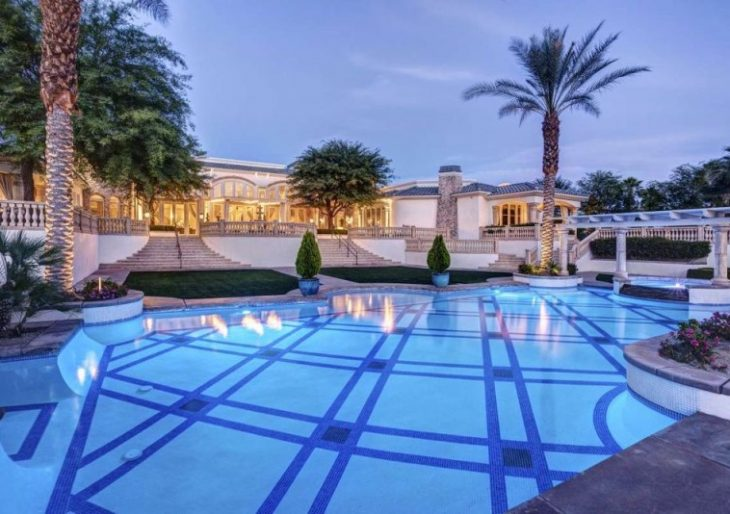 Two-Time World Series Champion Coco Crisp Lists Stunning Rancho Mirage Mansion for $10M